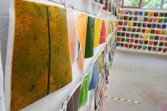 """Installation """"1000 Momente"""" - von Dennis Josef Meseg"""