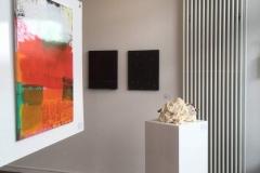 Ausstellung von Dennis Josef Meseg - Köln The Stage Gallery