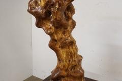 Romantisiert Foto 5 - 280 Jahre alter Olivenstamm gewachst ca. 120cm
