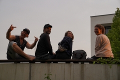 "Corona Kunst - Installation ""It is like it is"" - Corona-Mahnmal Dennis Josef Meseg - Meet the Team"