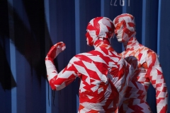 "Corona Kunst - Installation ""It is like it is"" - Corona-Mahnmal Dennis Josef Meseg - Pressefotos"