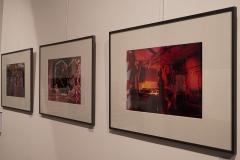"Installation ""It is like it is"" - von Dennis Josef Meseg - Fotoausstellung Alanus Hochschule Alfter"