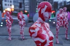 "Installation ""It is like it is"" - von Dennis Josef Meseg - Köln Eebertplatz"