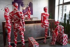 """Installation """"It is like it is"""" - von Dennis Josef Meseg - Köln Gesamte Fototour Best Of"""