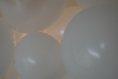 """Installation """"Raum einnehmen II – Raum nehmen / Raum geben"""" - von Dennis Josef Meseg"""