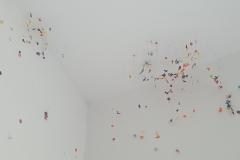 """Installation """"Raum einnehmen III – Raum nehmen / Raum geben"""" - von Dennis Josef Meseg"""