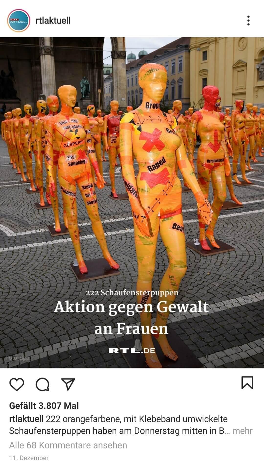 """Installation """"Broken"""" - von Dennis Josef Meseg - RTL Aktuell"""