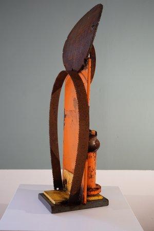 Herz aus Stahl- Stahl ca. 30kg - von Dennis Josef Meseg