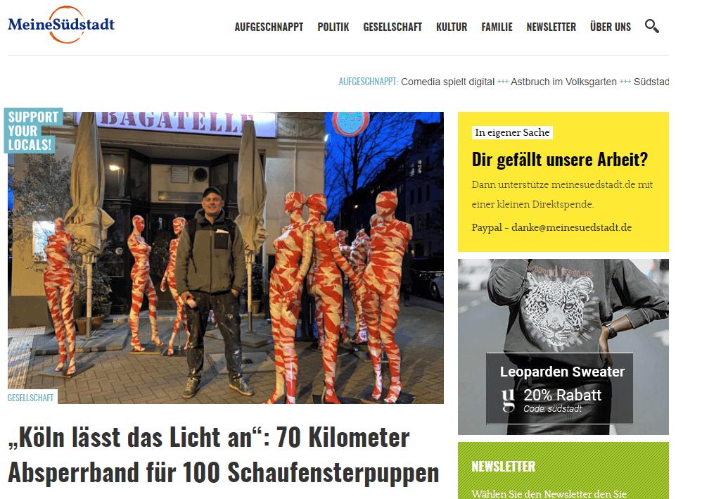 MeineSuedstadt.de Bericht 3
