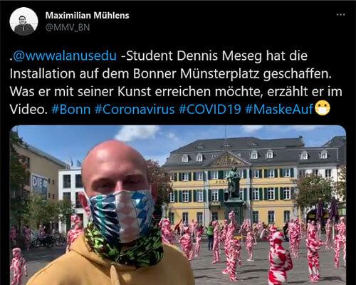 Twitter Video Bonn