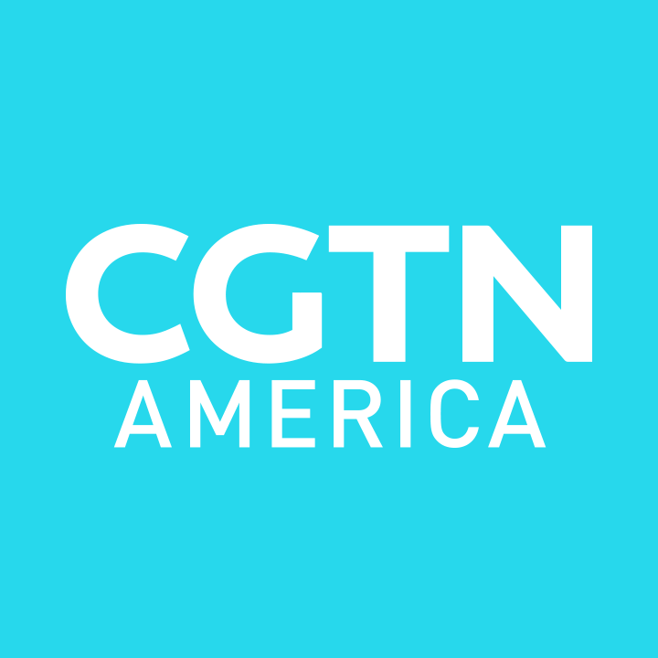 cgtn america Logo