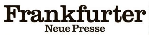 frankfurter neue presse Logo