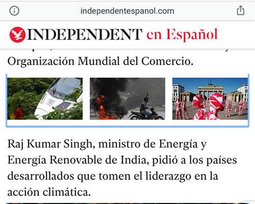 Independent Espanol
