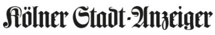 koelner stadt-anzeiger Logo