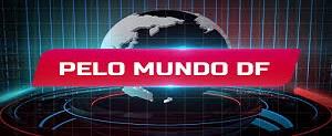 pelo mundo df Logo