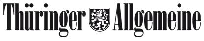 thueringer allgemeine Logo