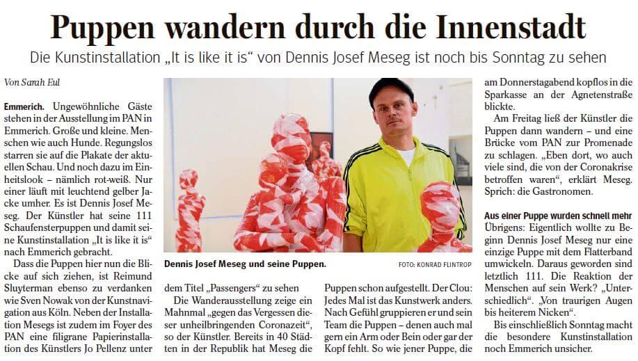 NRZ Neue Rhein Zeitung Emmerich 03-07-2021