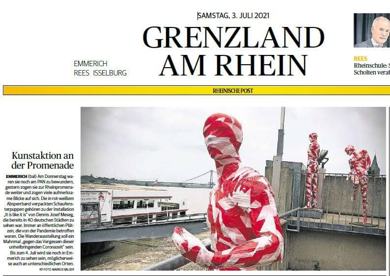 Rheinische Post Emmerich 03-07-2021